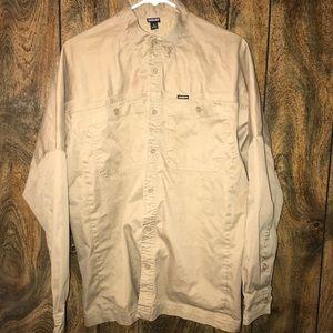 Men's Patagonia Field Shirt Size Medium